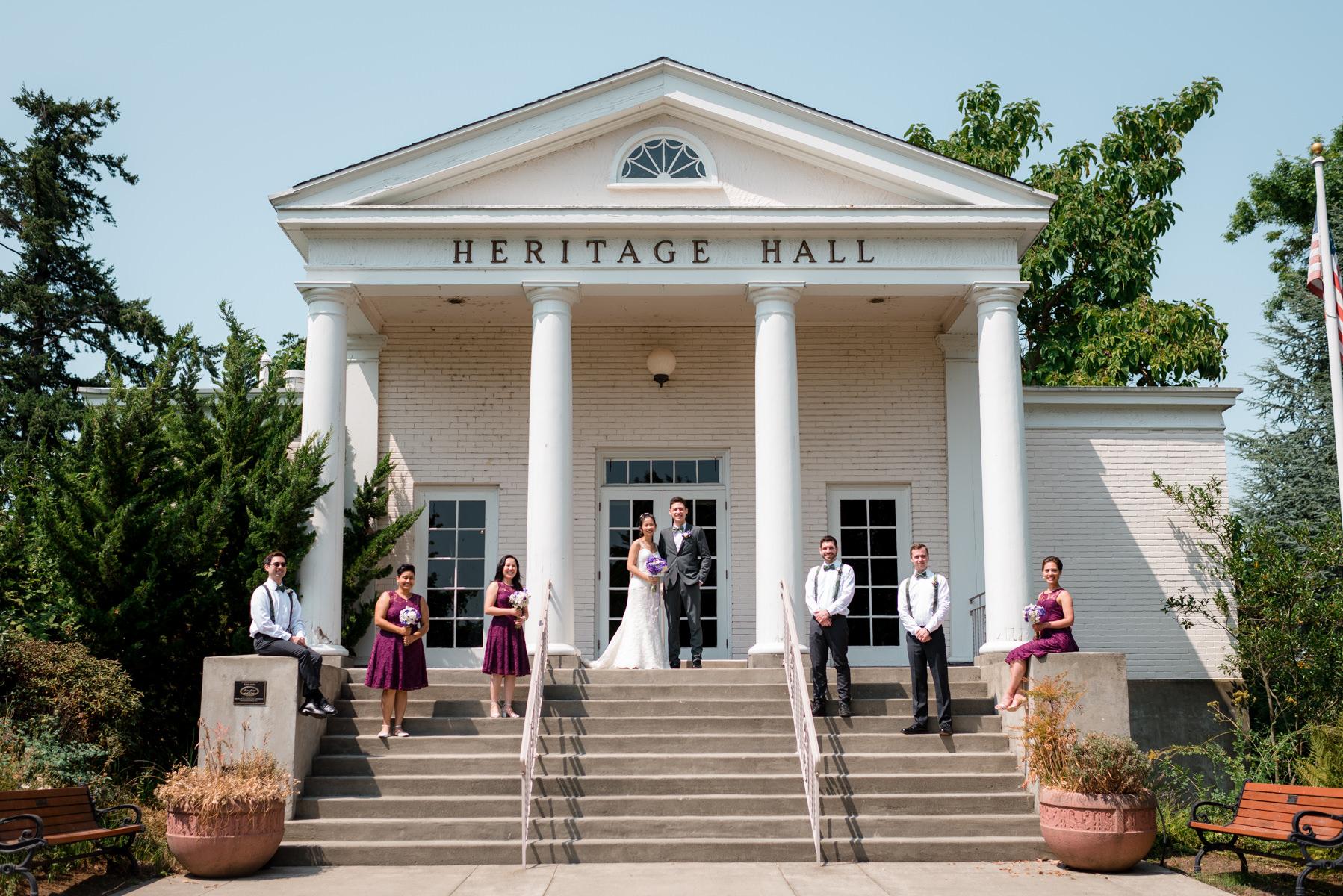 Andrew Tat - Documentary Wedding Photography - Heritage Hall - Kirkland, Washington - Grace & James - 10.JPG