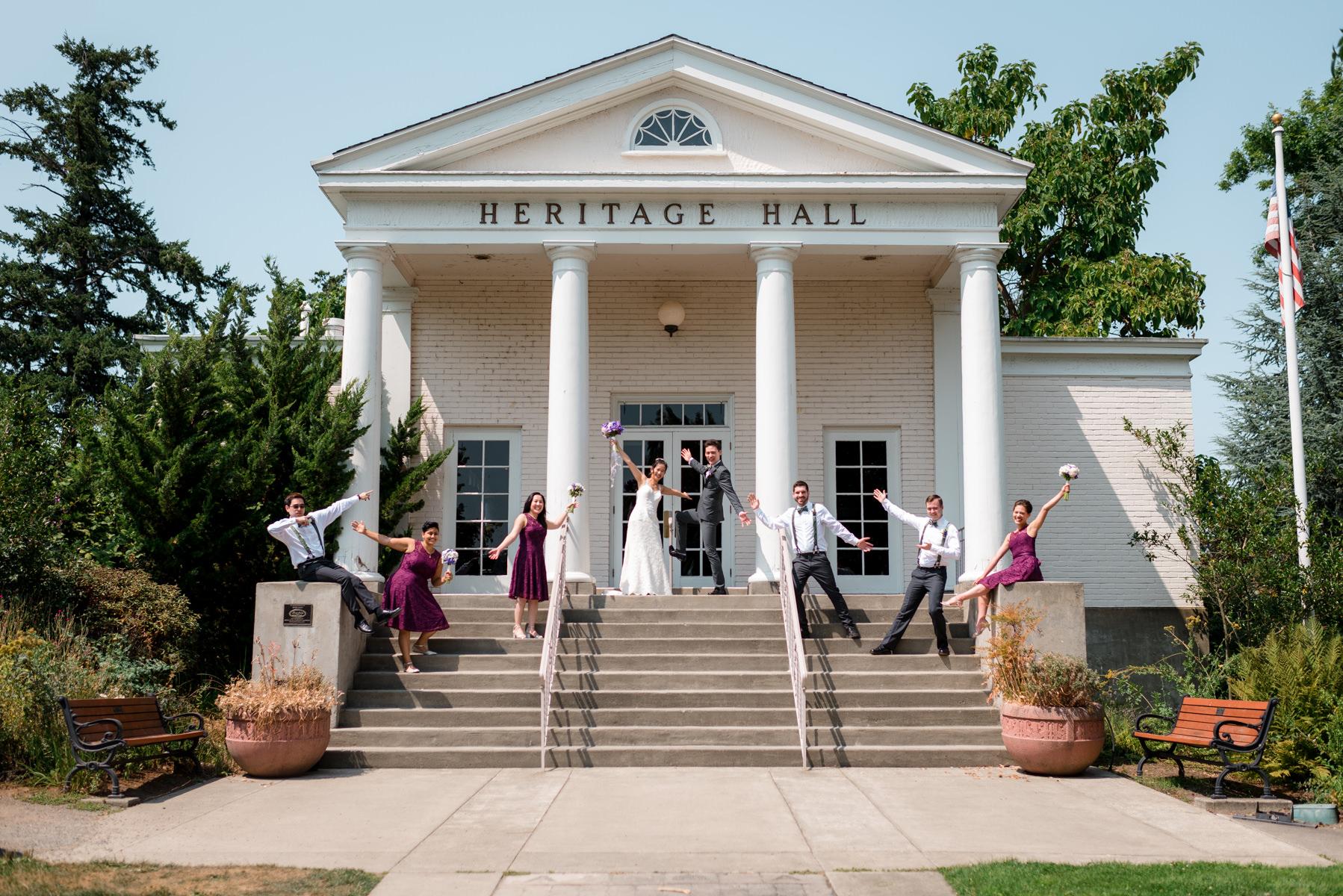 Andrew Tat - Documentary Wedding Photography - Heritage Hall - Kirkland, Washington - Grace & James - 11.JPG