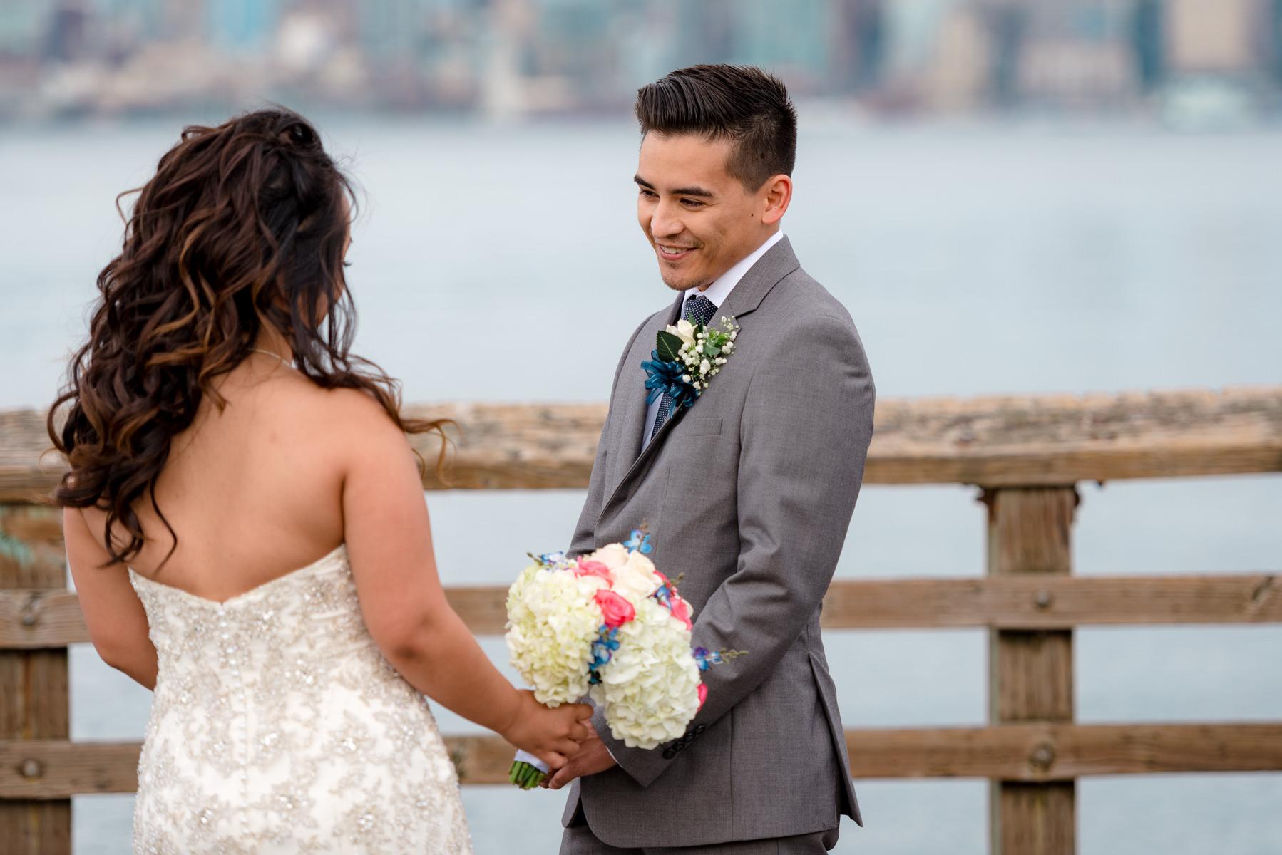 Andrew Tat - Documentary Wedding Photography - Salty's - Seattle, Washington -Mark & Marcy - 02.jpg
