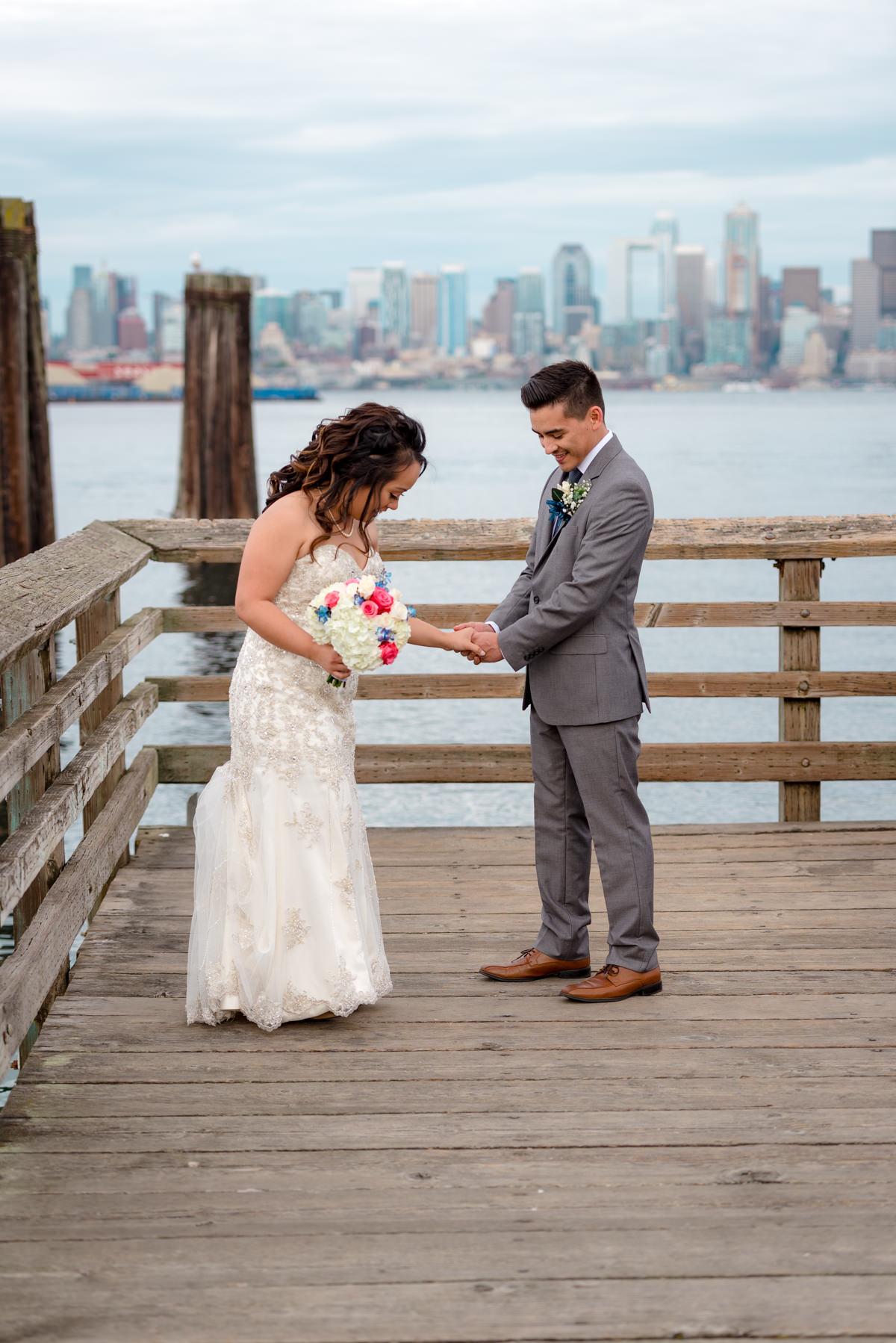 Andrew Tat - Documentary Wedding Photography - Salty's - Seattle, Washington -Mark & Marcy - 03.jpg