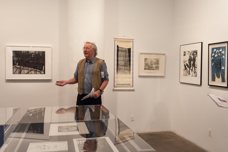 Artist Talk - Rod Nelson