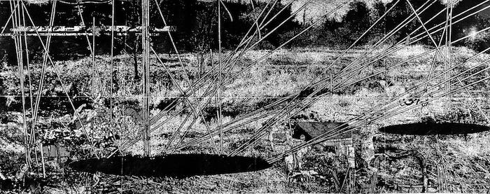 Florin Hategan,  Conservation Area , linocut
