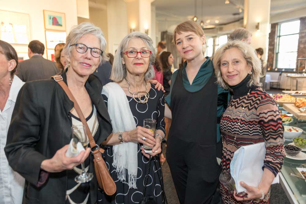 Catherine Mosley, Nancy Lasar, Meghan Allyn Johnson, Laura Einstein