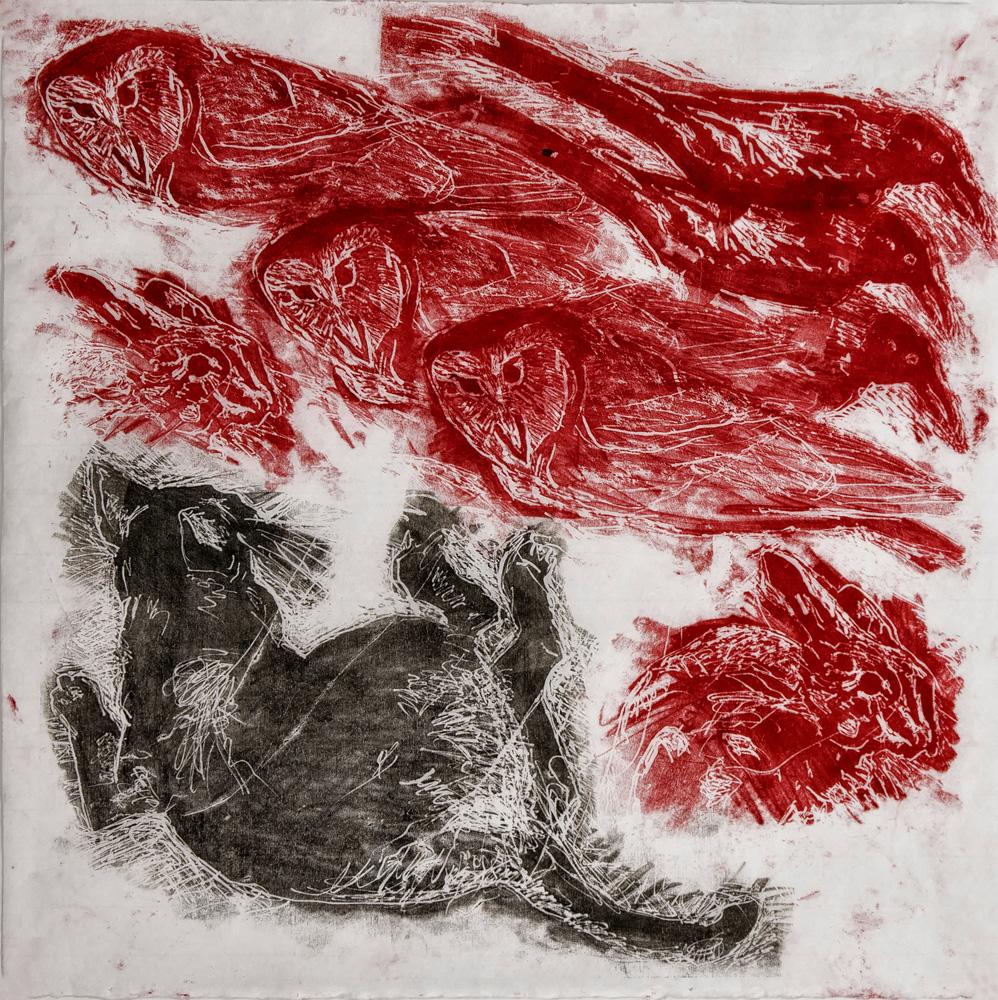 "Copy of Helen Cantrell, ""Animal Dreams"""