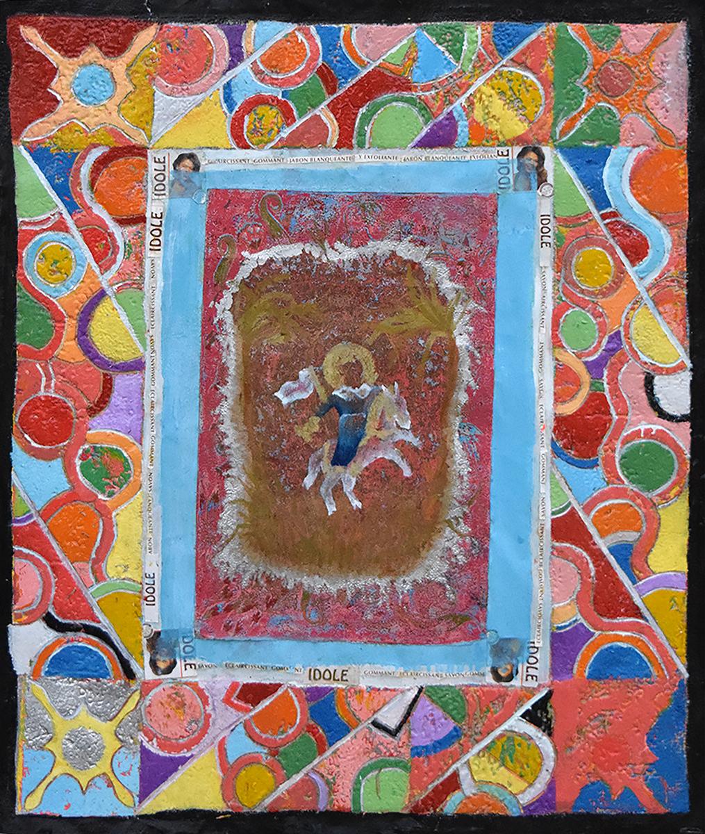 """Copy of Kathia L. St. Hilaire,  """"St. James (St. Jacques)"""""""