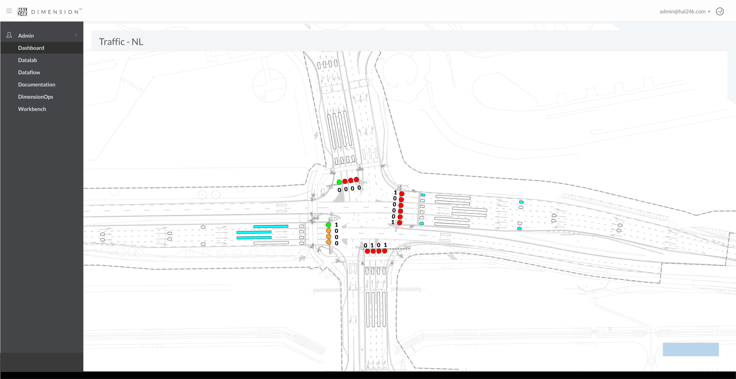 Queue Prediction - Real-time and forecasted queue length predictions, per lane, at intersections to optimize flowHow it is usedOperational and dynamic controlPlanning, e.g. construction, maintenance, staffing, etc Public informationAutonomous vehicles (V2X) Infrastructure design and configurationData streamsLoop sensors, traffic light status