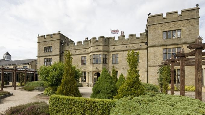 Nestled in 1,000 acres of beautiful Northumberland countryside