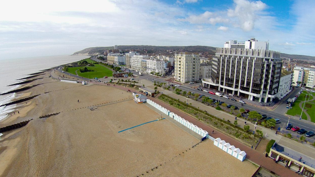 Highly Rated 3 Star Sea Front Hotel