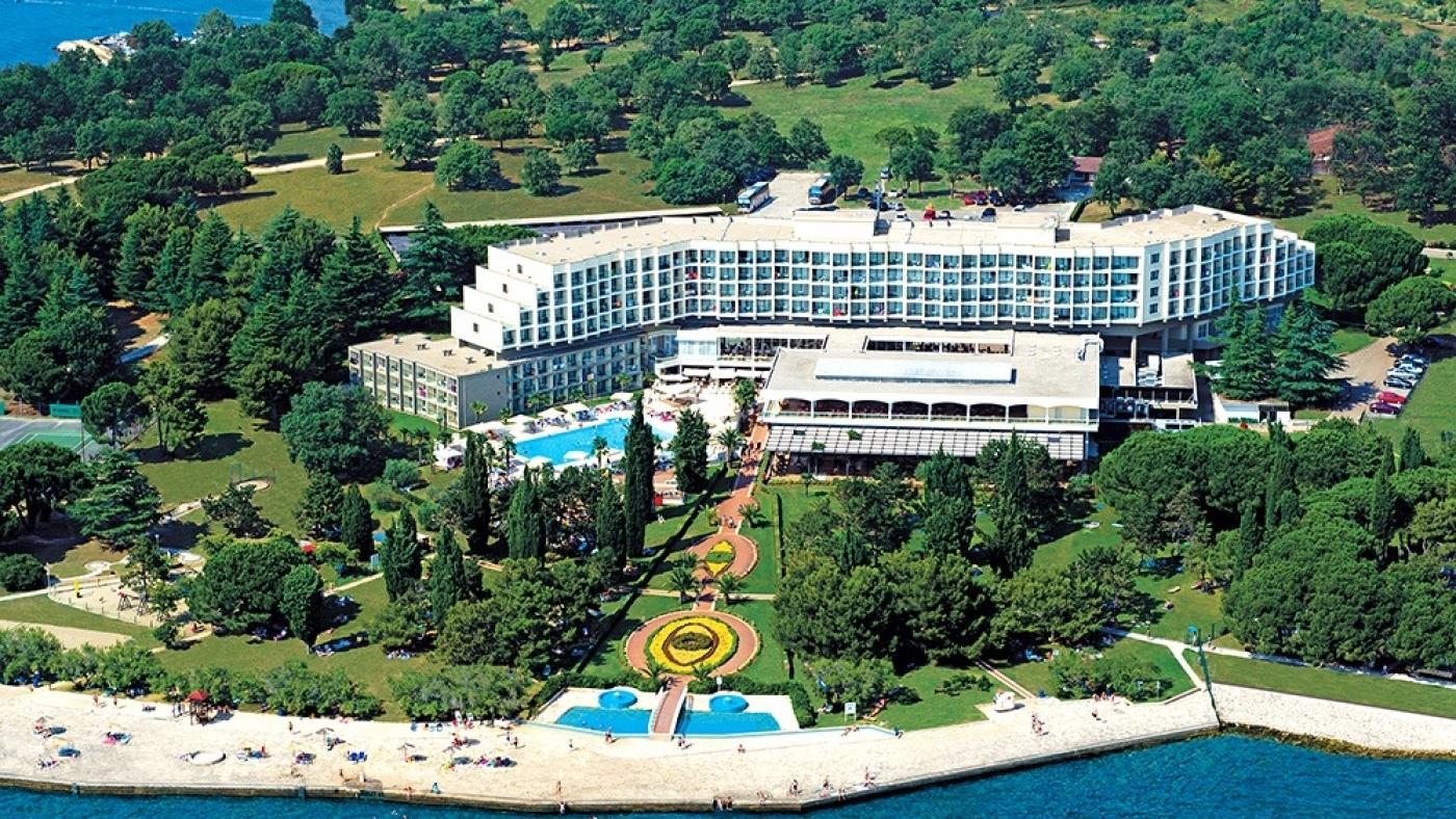 HOTEL MATERADA porec CROATIA - 19 May 2019 7nts