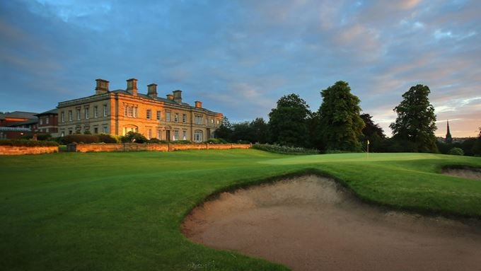 Oulton Hall Hotel golf/Spa - 19th August 2019