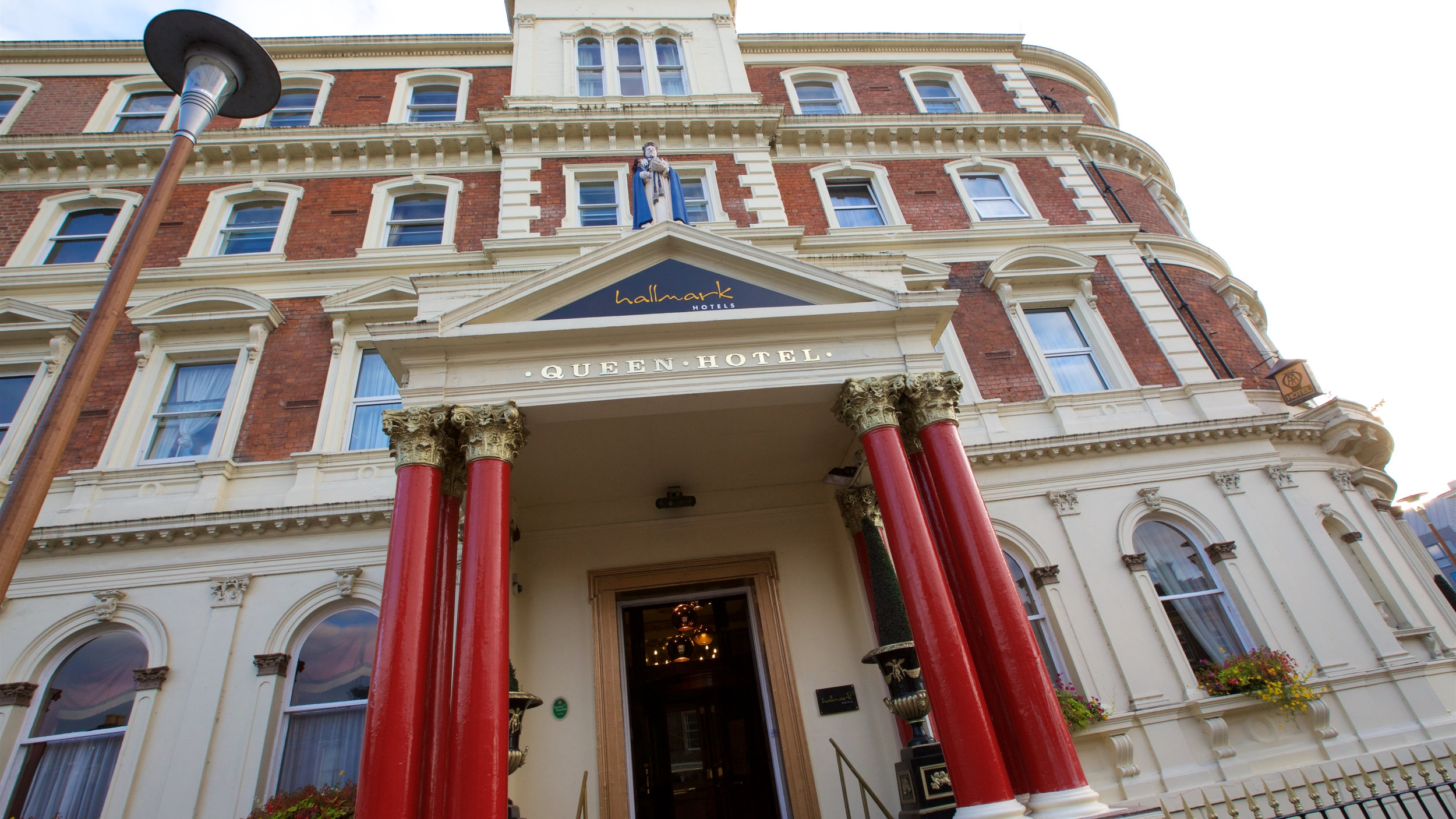 The queen hotel chester - 20th October 2019 4nts