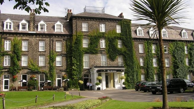 old swan hotel harrogate - 27th October 2019