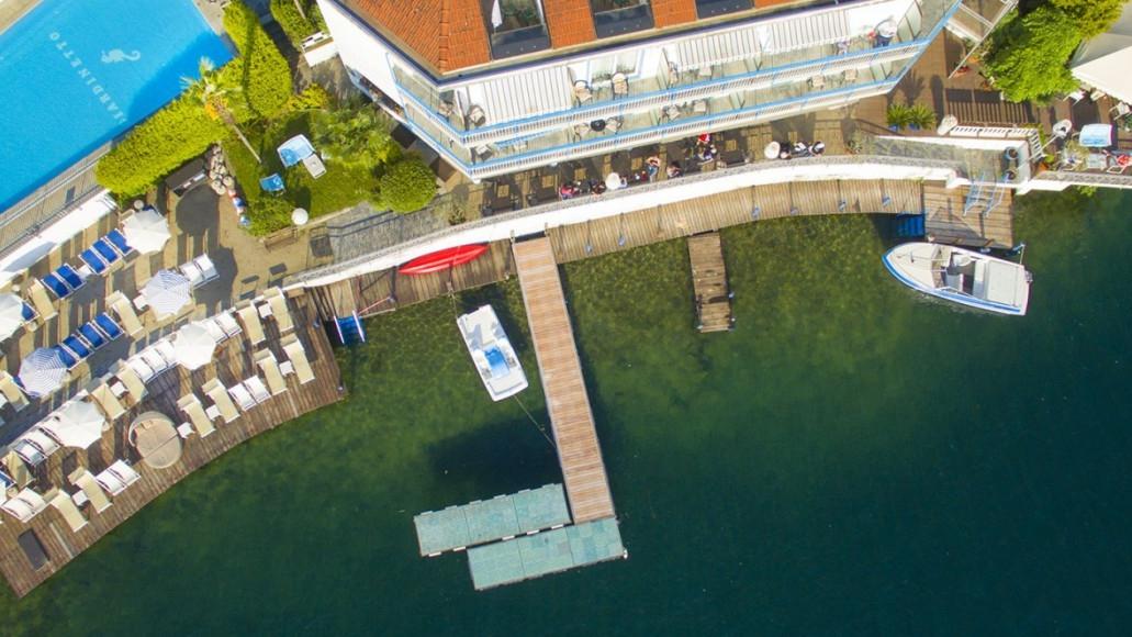 Hotel Giardinetto lake orta - 6th October 2019
