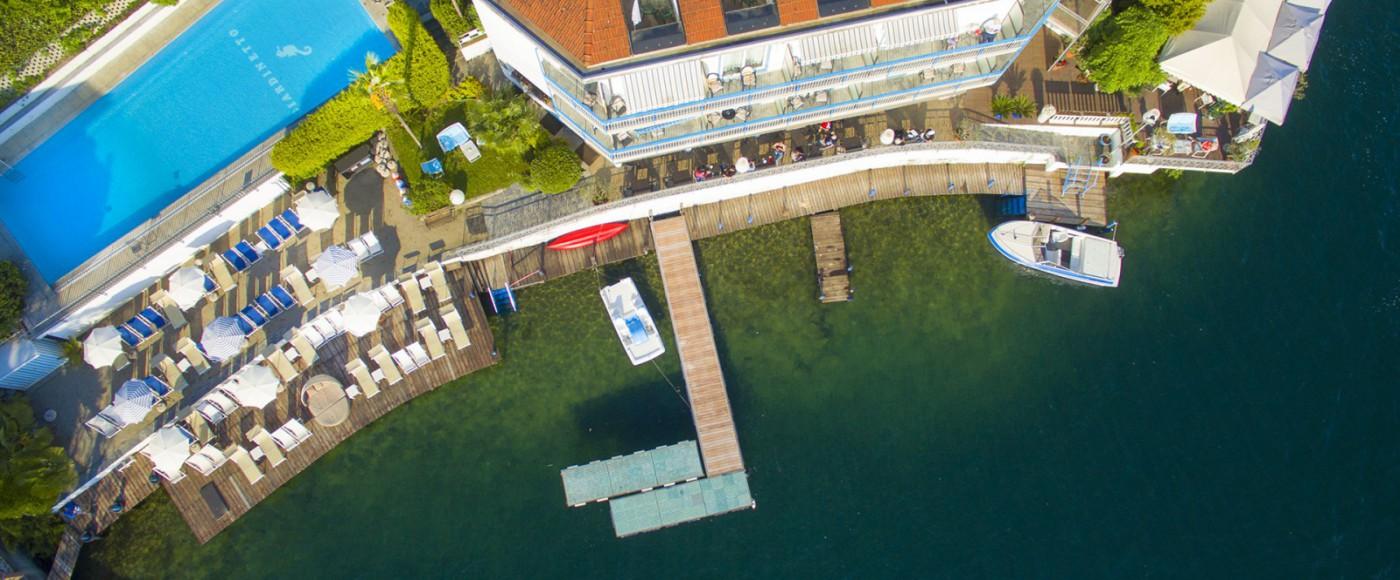 HOTEL GIARDINETTO LAKE ORTA 6th October 2019