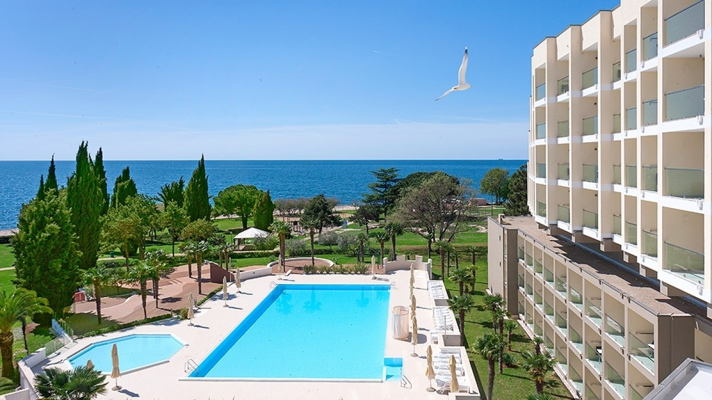 Hotel Laguna Croatia - 14th September 2019 7 to 14nts INCLUDES DRINKS