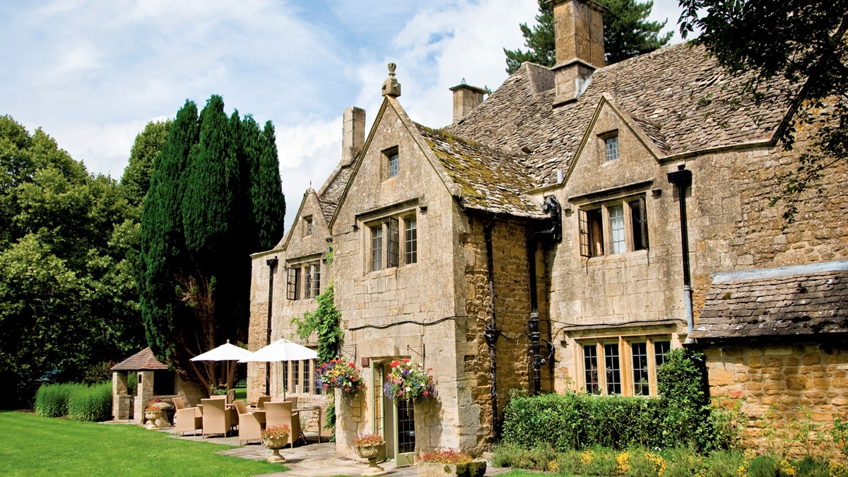 charingworth manor - The Cotswolds