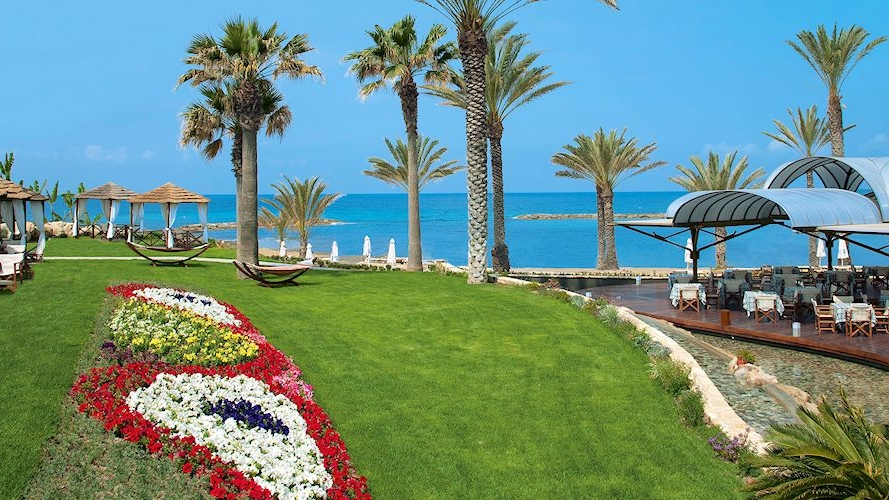 Pioneer Beach Hotel Cyprus - 22nd December 2019 7 to 14nts BRIDGE+BOWLS ADULTS ONLY