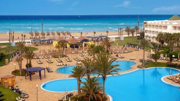 Founty beach morocco - Petanque