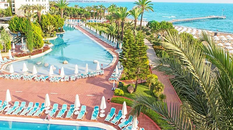 SENTIDO Perissia Hotel Turkey - 21st December 2019