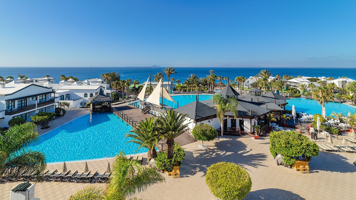 RUBICON PALACE LANZAROTE - 1st February 2020 7 to 14nts 5 STAR BRIDGE