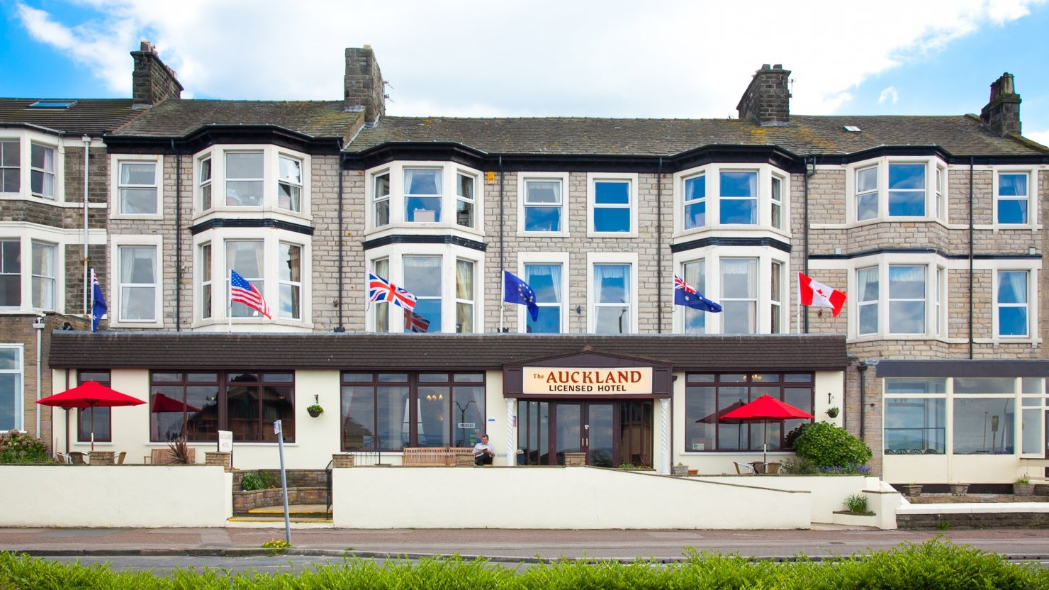 Auckland Hotel Morecambe - 20th April 2020