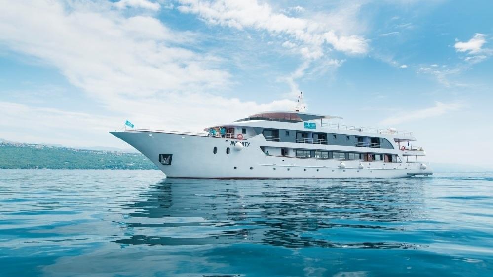 MS INfinity cruise croatia - 2nd May 2020