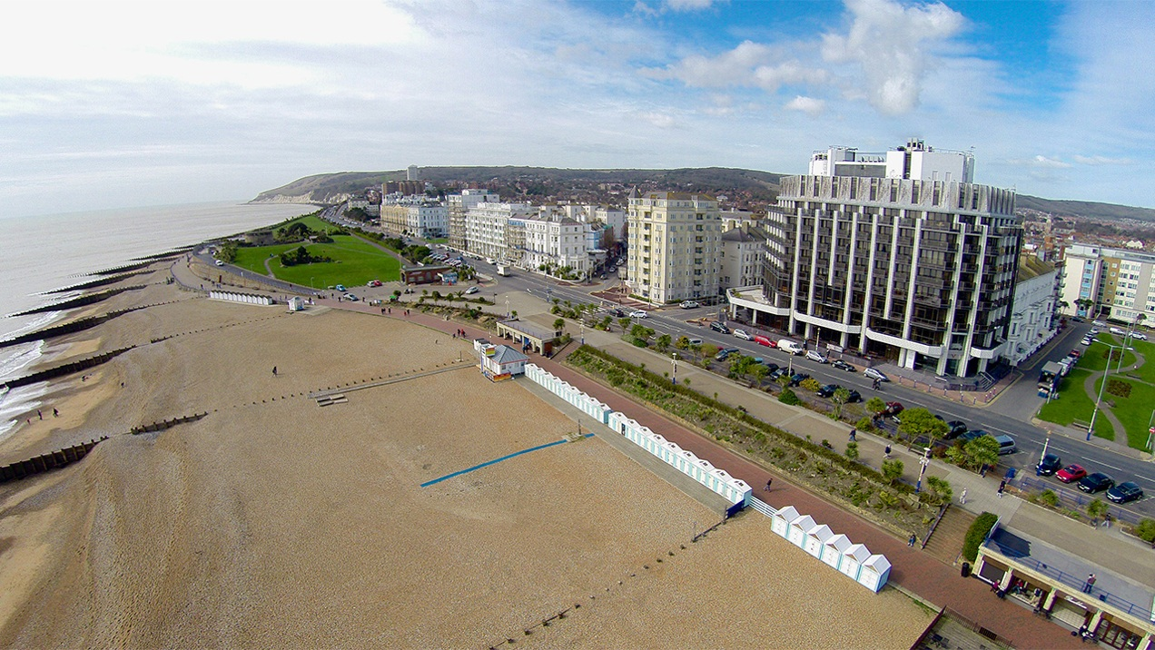 The View hotel Eastbourne - 5th April 2020 4nts