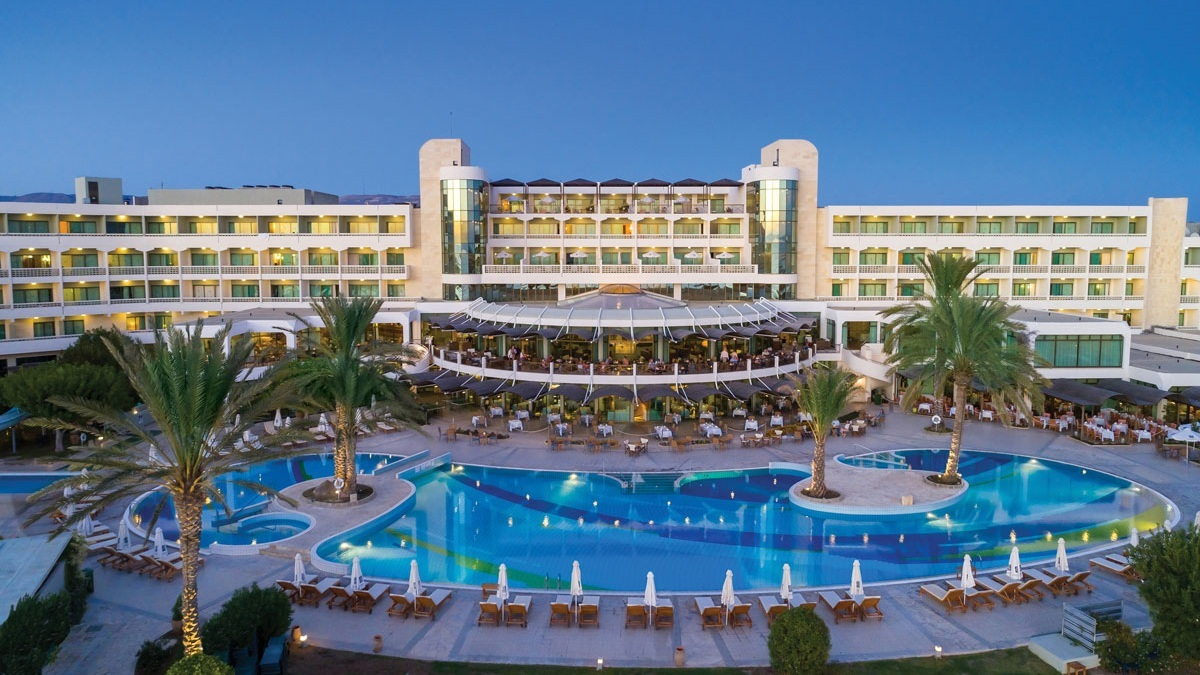 Athena BEACH Hotel cyprus - 18th October 2020 7 to 28nts BRIDGE+BOWLS+DANCING