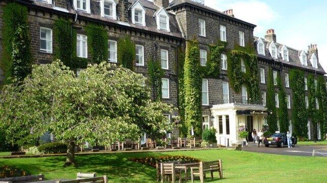 Old Swan Hotel harrogate - 26th July 2020 4nts DUPLICATE & RELAXED