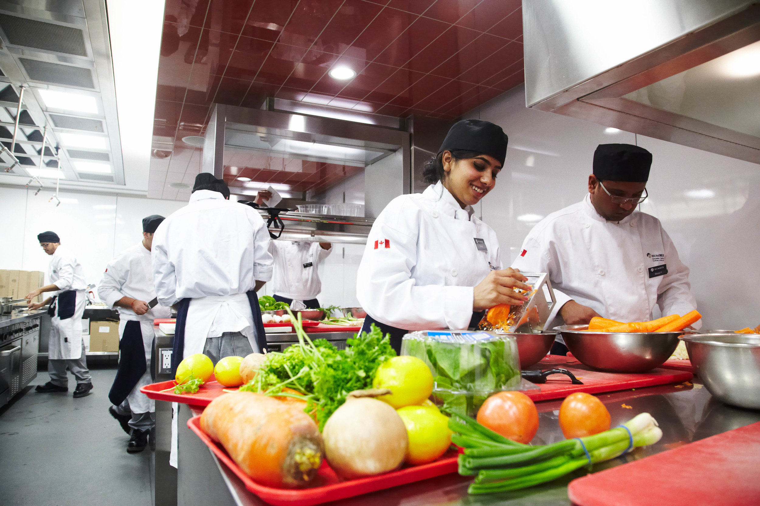 The Local Food Procurement Framework for Ontario Colleges - Mohawk College