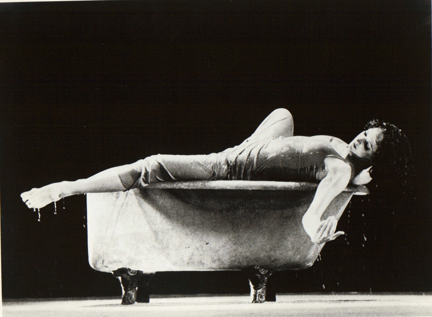 Tub  (1971); Photo by Colette Masson.