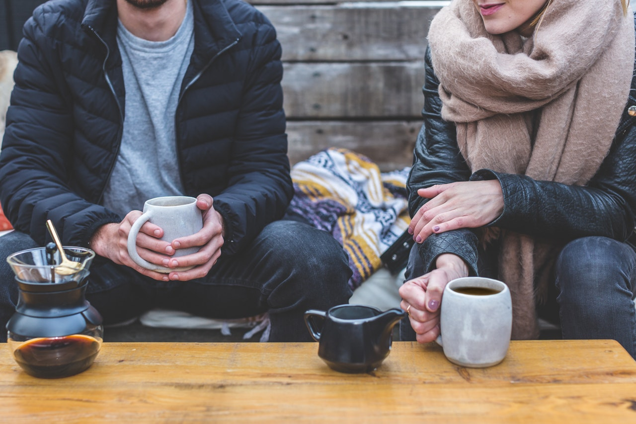 How Can We Help? - LETS GRAB COFFEE AND TALK REAL ESTATE SOMETIME