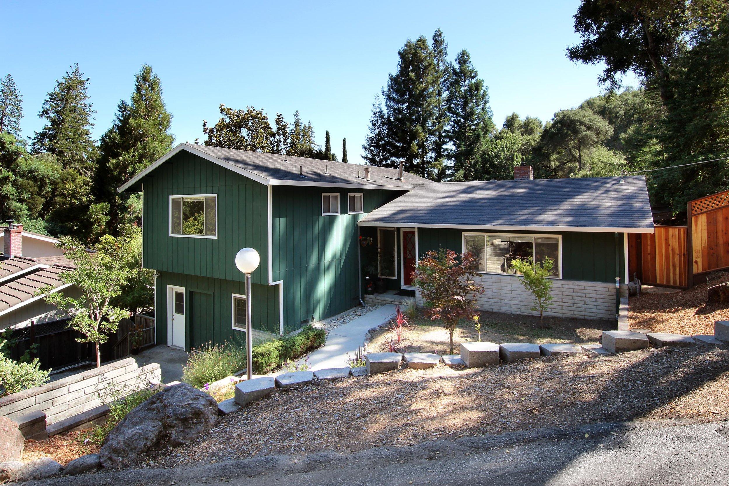 110 Rancho Rio Ave. - BEN LOMOND, CALIFORNIA