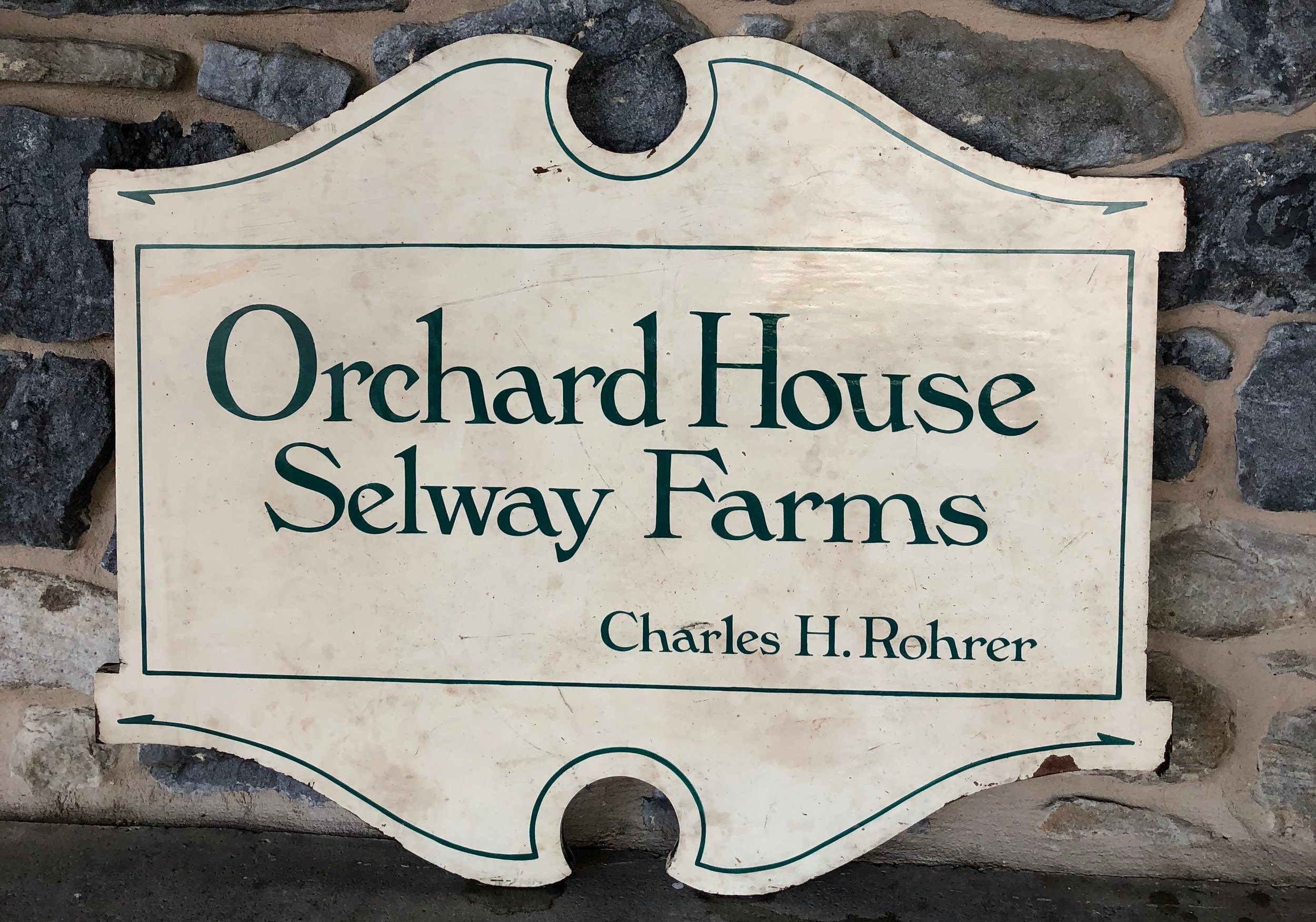 Selway Farms sign.JPG