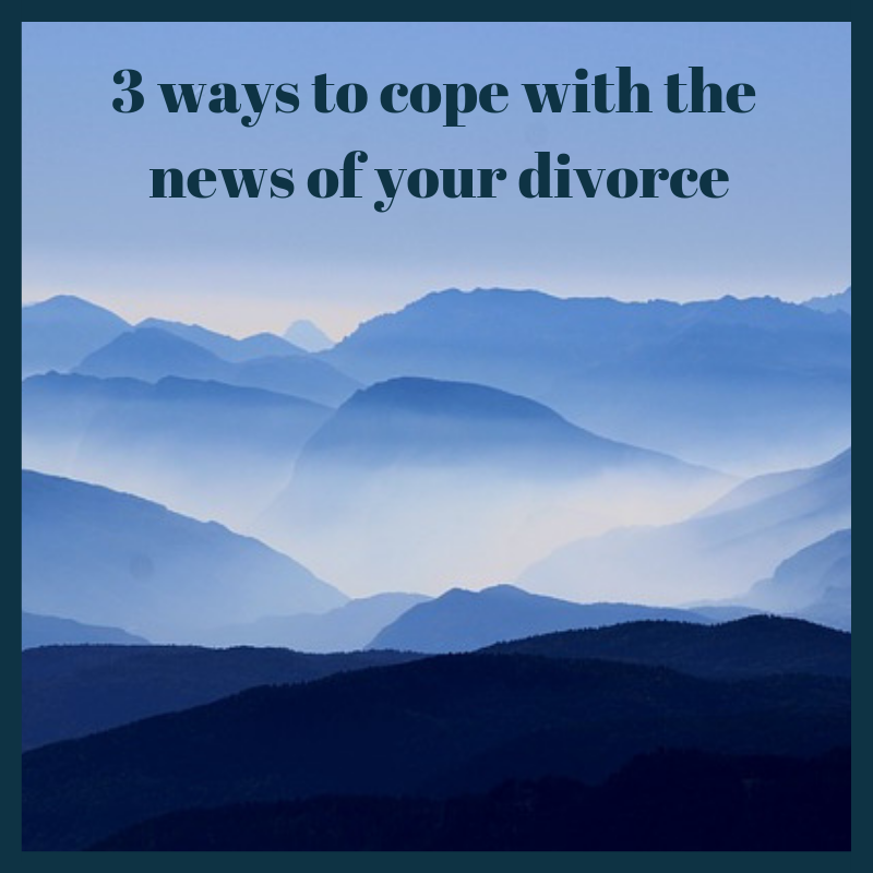 Coping with divorce - Divorced Parents blog
