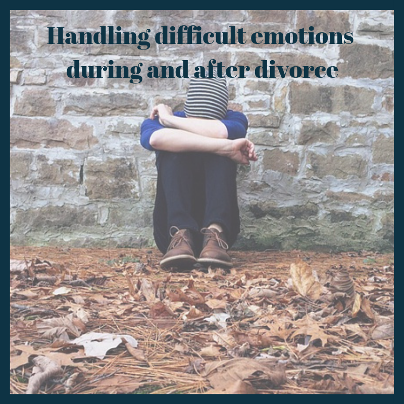 Challenging emotions - Stowe Family Law blog