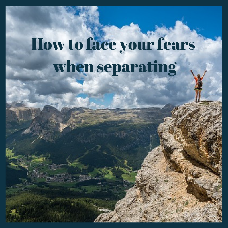 Facing fears - Stowe Family Law blog