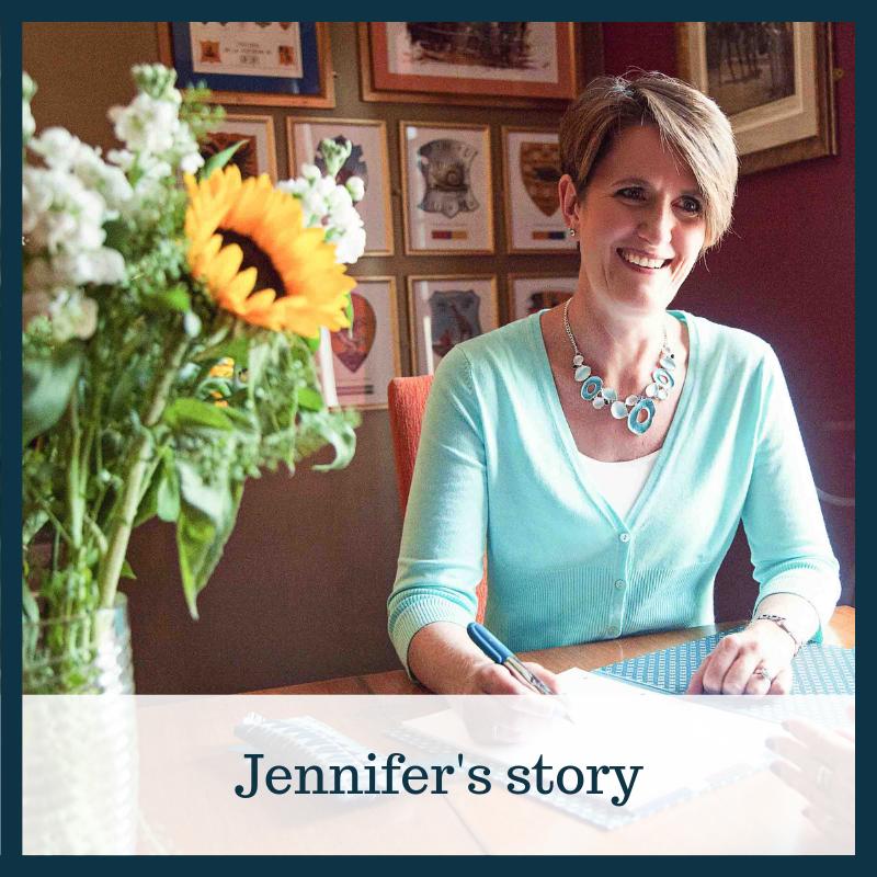 Jennifer's story