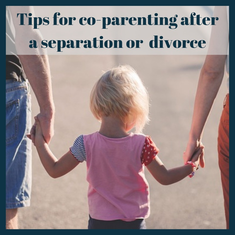From my experience of co-parenting - Amicable blog