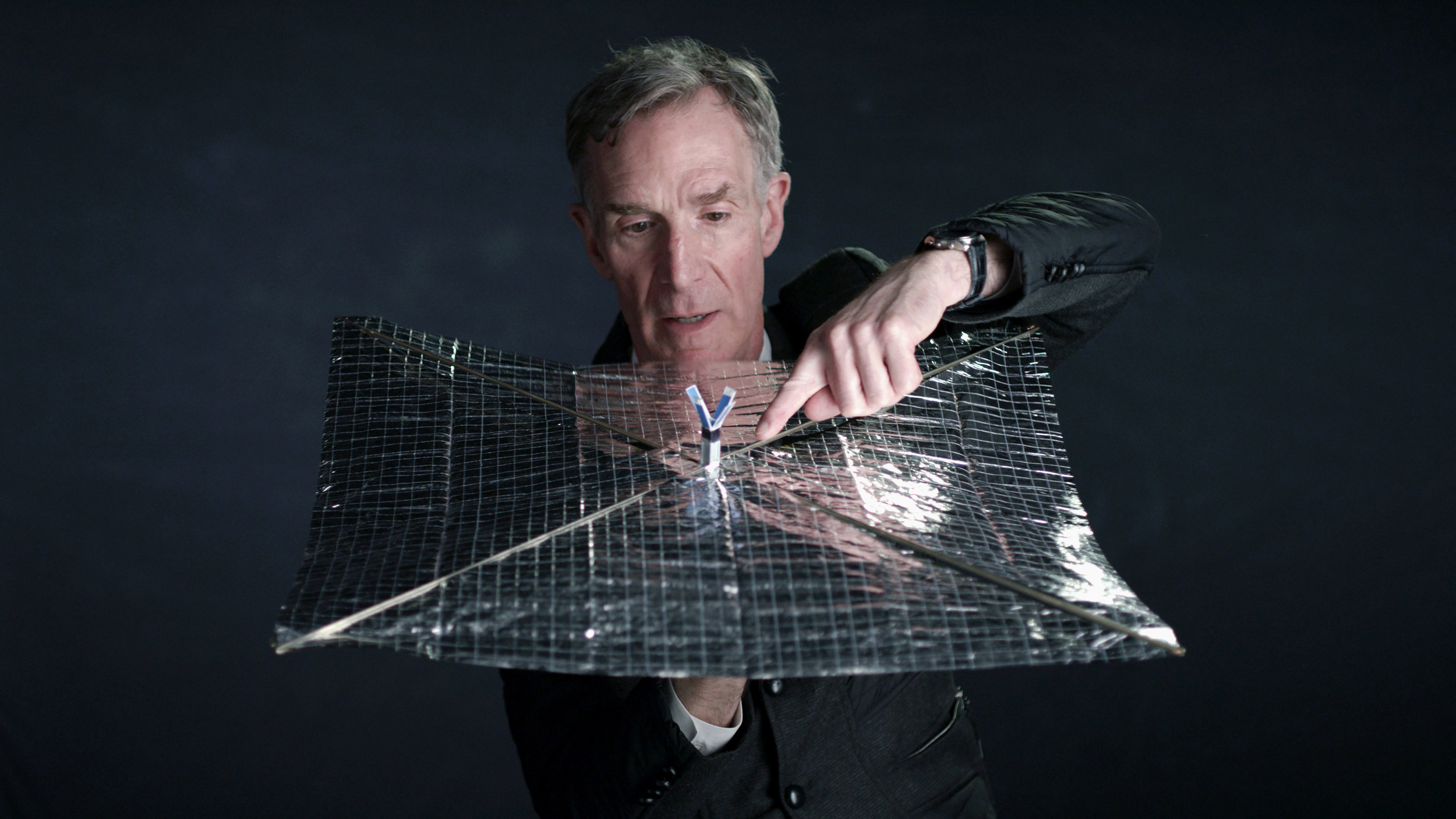 #1 - Bill Nye in BILL NYE SCIENCE GUY, a PBS Distribution release. Image courtesy of Lindsay Mann/Structure Films