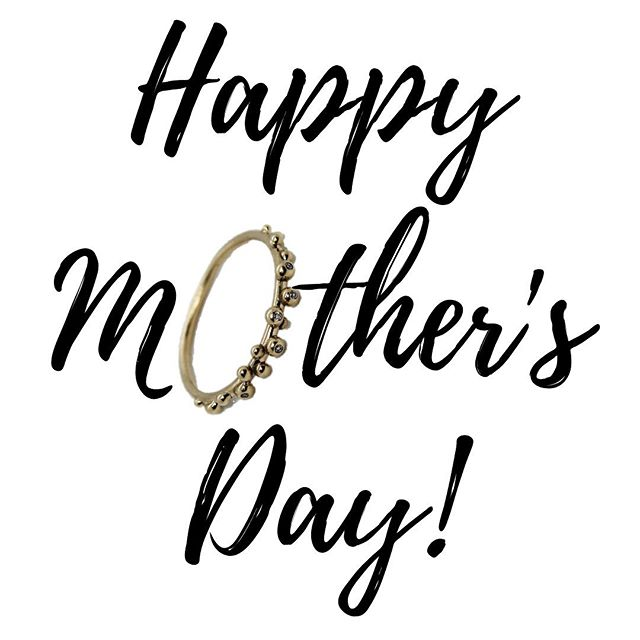 Happy Mother's Day! . . . . . #mothersday #celebratemoms #thankyoumom #toallthemoms #weloveyou