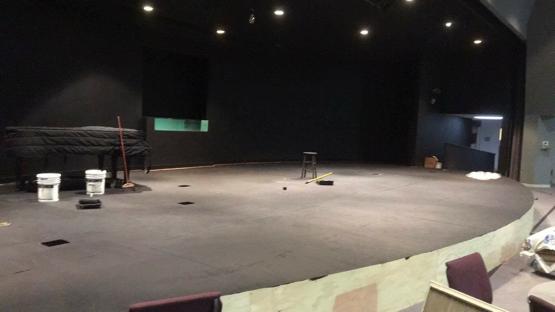Anchor renovations
