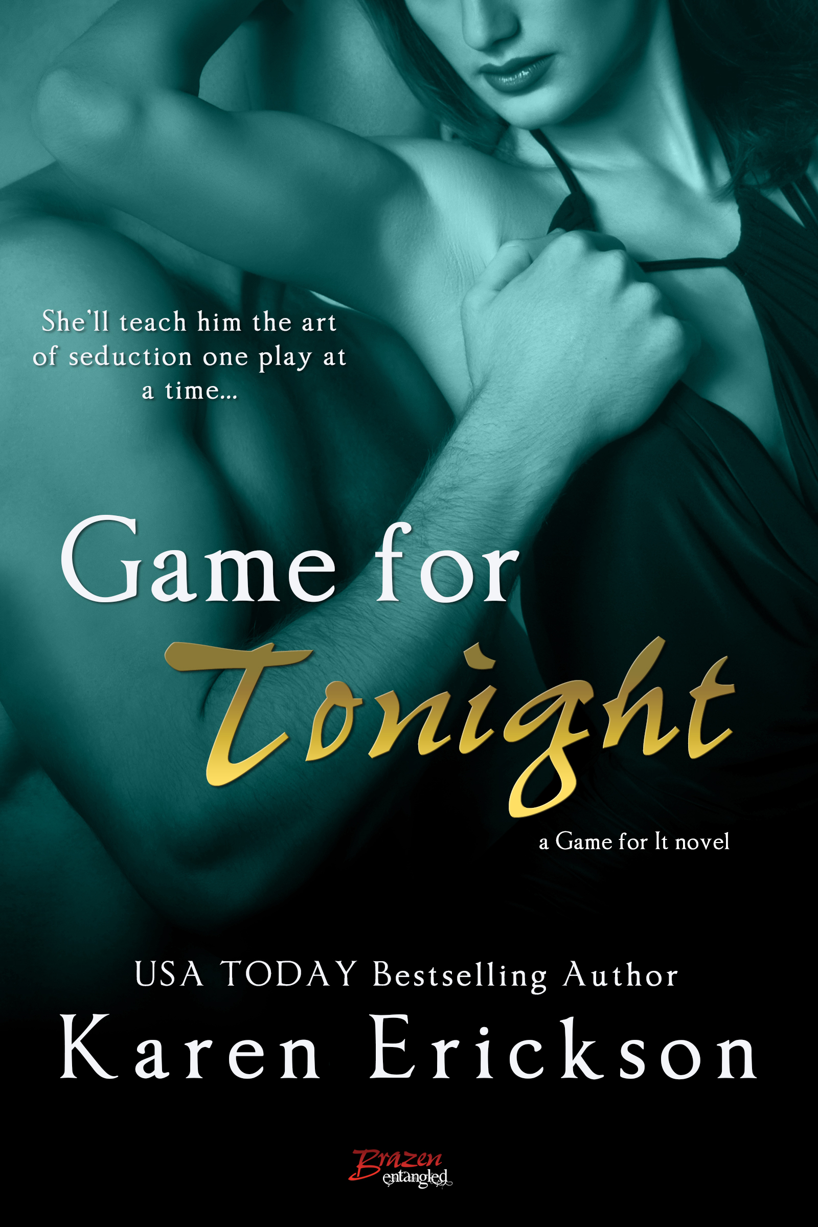 Game For Trouble - Game For It, Book 3Amazon • B&N • iBooks • Kobo • BAM • GooglePlayShe'll teach him the art of seduction one play at a time...Publicist Aubrey Cooper never should have crossed the line. After all, pro football player Flynn Foley is her client. But something about this mouth-wateringly-hot, clean-cut athlete makes Aubrey imagine all kinds of X-rated fantasies. And it only takes one game-changing play―and one night―to turn the tables from strictly business to very, very personal…Flynn has maintained a no-sexy-distractions policy for his entire pro career. Aubrey is exactly the kind of distraction he was trying to avoid, and she's the one he can't resist. When the media catches wind of their naughty little liaison, however, Aubrey's boss steps in to make them an official couple. What Flynn doesn't know is that Aubrey is forced to fake the relationship―or lose her job.Now Aubrey must hide the truth…even as she begins to fall for Flynn.Amazon • B&N • iBooks • Kobo • BAM • GooglePlay