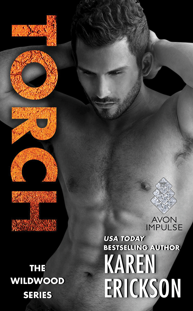 Torch - Wildwood, Book 3Amazon •B&N •iBooks •Kobo• BAM • GooglePlayTate Warren has never met a woman he couldn't charm—until now.Wren Gallagher won't give him the time of day and it's making him crazy.But he won't give up without a fight… because there's one thing he knows for sure:Enemies make the best lovers.Most women swoon over Tate's devilish grin and firefighter uniform. But Wren couldn't be less impressed by his good looks and flirtatious banter—in fact, she seems to downright despise him. She thinks he's a player, but his attraction to her is no game. Wren is unlike anyone he's ever known and he isn't about to let the feisty, gorgeous woman slip through his fingers.Wooing Wren would be so much easier if she didn't hate him…Or does she?Amazon •B&N •iBooks •Kobo• BAM • GooglePlay