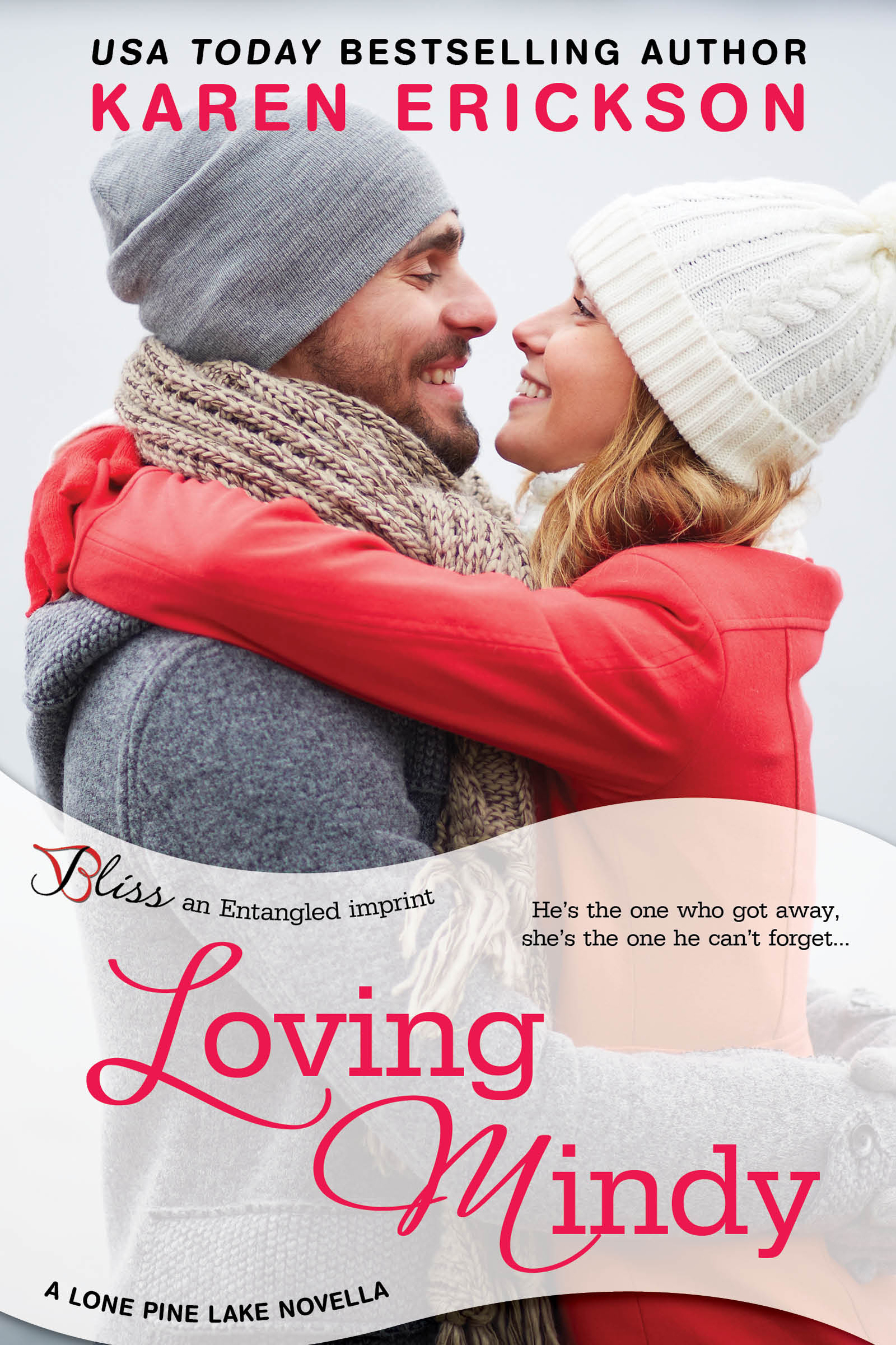 Loving Mindy - Lone Pine Lake, Book 3Amazon •B&N •iBooks •Kobo • BAM •GooglePlayPreviously released as part of the Stranded with a Hero anthology. Now available individually!He's the one who got away. She's the one he can't forget…Mindy McKenzie's day has gone from bad to worse. First, her ex whisked her kids away to attend his elopement, leaving her alone for the holidays. And then the man whose heart she broke years ago winds up on her doorstep—stranded. Josh Powers still has a body that can make her mouth water, but unfortunately, she's sure she missed her chance with him.Waiting out a storm with an attractive woman isn't normally a bad thing. But when it's the woman Josh Powers has never been able to get out of his head, it's pure torture. Especially since he knows she'll never feel the same way. Mindy is just as sexy and tempting as he remembers, but he can't risk his heart a second time.