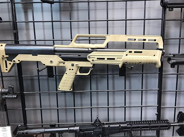 Keltec KS7. In stock!!! #12gauge #keltec #coolguns #secondamendment #pew #2a #merica #gunsofinstagram  @keltecweapons