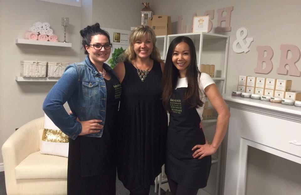 La Beauty Boutique with Suzanne Leithead Weaver