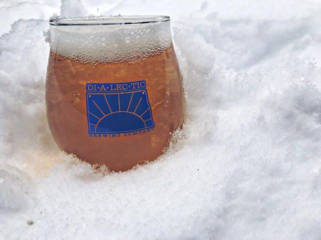 We will be OPEN today!  It took a little longer than anticipated to shovel ourselves & our parents out (#HelpfulShepherds), so we will not be opening until 3!  #beertotherescue #shovelingsnow #helpfulshepherds #snowday #typicalmothernature #ohwell #beerreward #ndweather