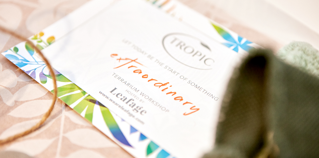 Tropic Skincare: The HQ Launch