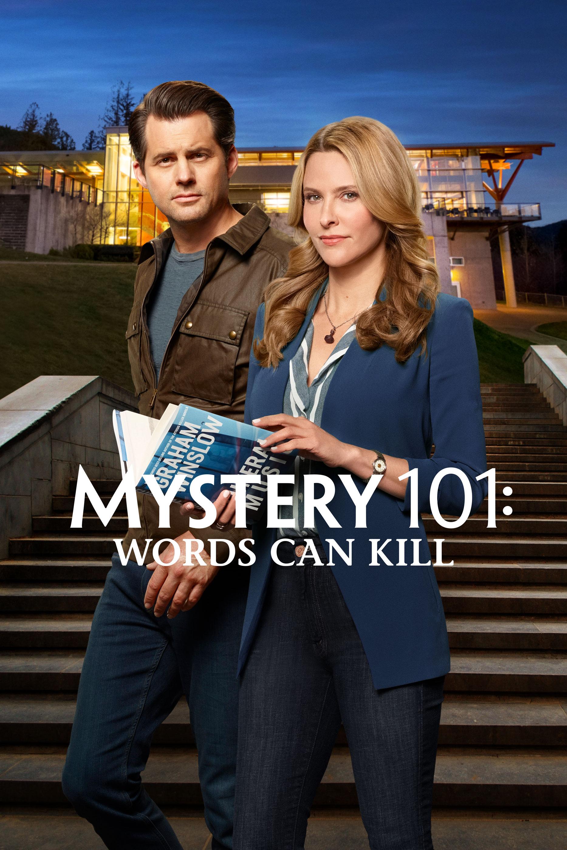 MYSTERY 101: WORDS CAN KLL